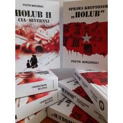 Zestaw I (CIA Severnyj*Holub II oraz Sprawa...